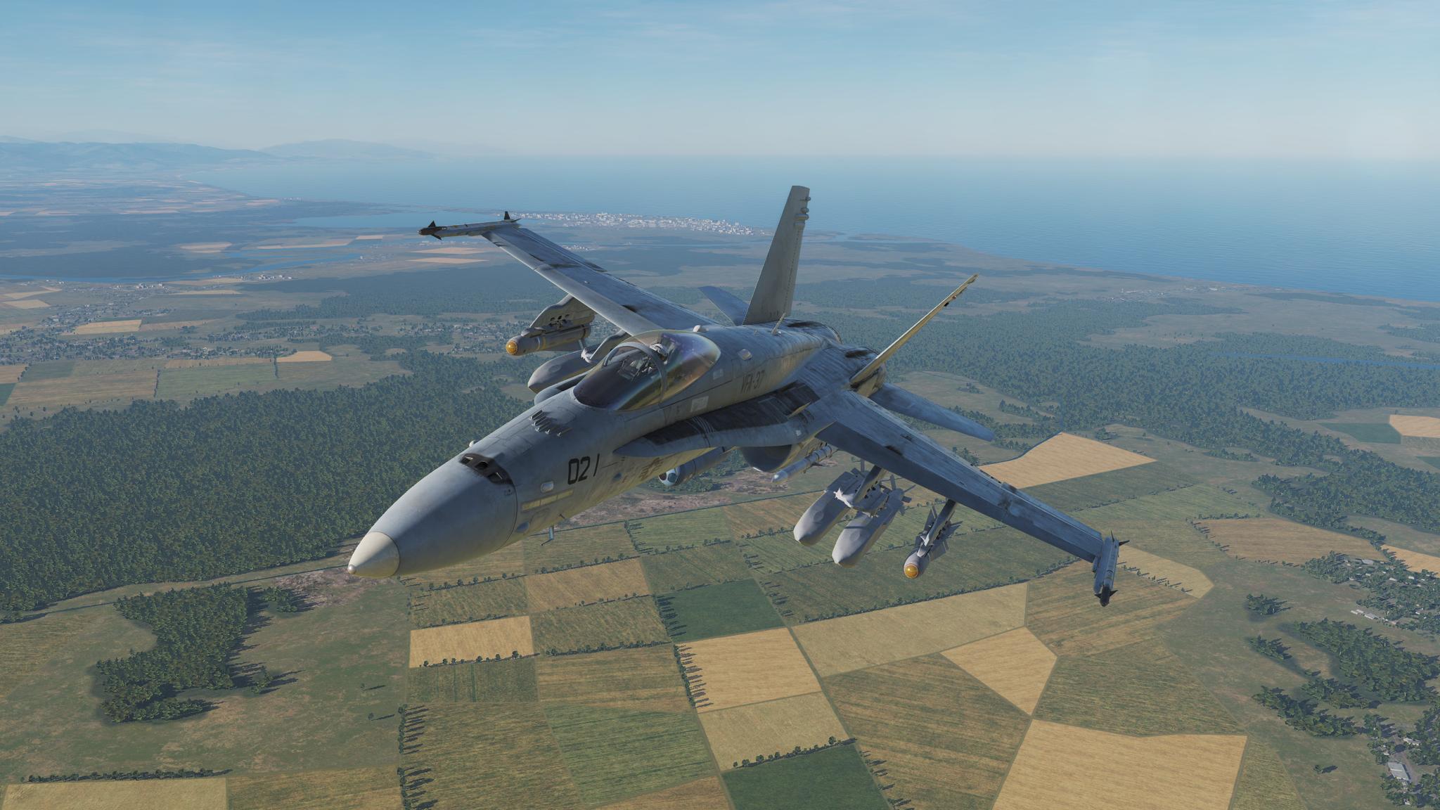 Обои Mcdonnell douglas, истребитель, Самолёт, eagle, Облака. Авиация foto 2