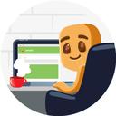 """Аватар сообщества """"pikabu testers"""""""