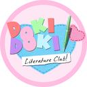 "Аватар сообщества ""Doki Doki Literature Club"""