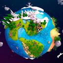"""Аватар сообщества """"Достопримечательности мира"""""""