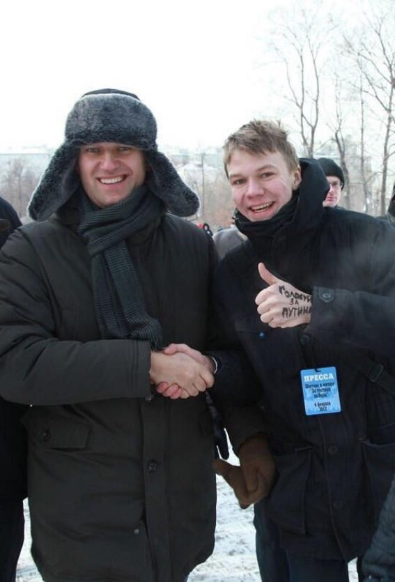 Либералы радуются:))) Россия, Политика, Путин, Алексей Навальный, Рейтинг, Вциом, Скриншот