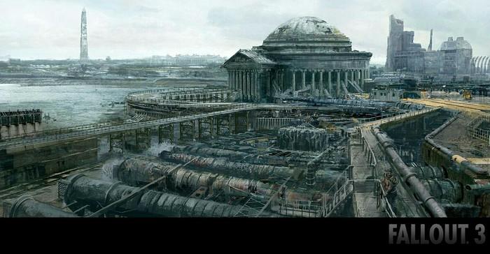 Напарники серии Fallout. (1 часть) Игры, Fallout, Fallout 3, Обзор, Длиннопост