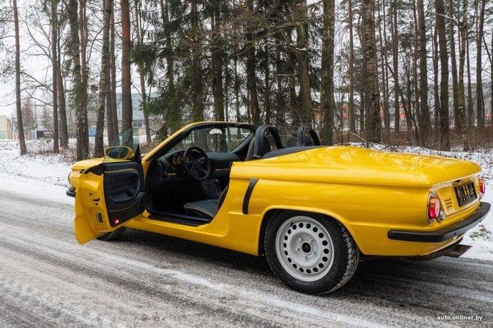 ЗАЗ-Porsche Запорожец, Porsche, Кастом, Длиннопост