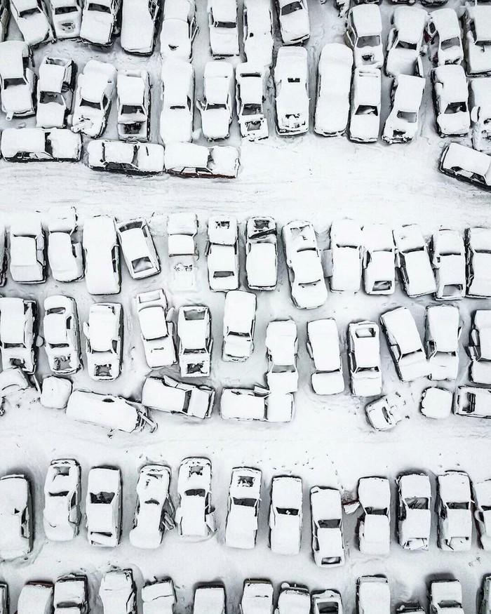 Автокладбище в Тольятти
