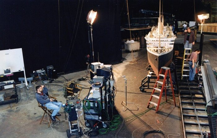 Джеймс Кэмерон — человек, который уделяет чрезвычайно много внимания деталям Джеймс Кэмерон, Режиссер, Длиннопост, Фильмы, Титаник, Терминатор 2: судный день, Бездна