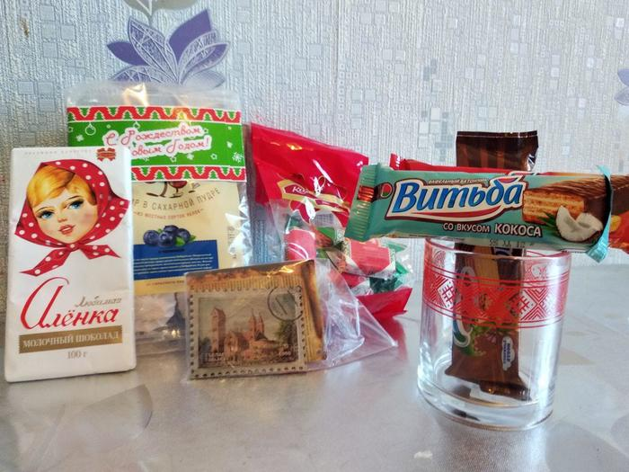 Беларусь-Узбекистан обмен подарками Отчет по обмену подарками, Вкусняшки, Длиннопост, Узбекистан, Обмен подарками, Тайный Санта