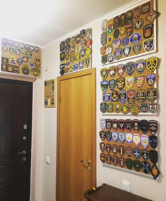 Обновление шевронов Сигнуманистика, Шеврон, Полиция, Коллекция, Полиция США, Длиннопост