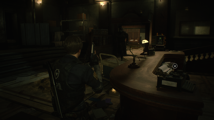 Самый страшный момент в Resident Evil 2 R Resident Evil 2: Remake, Игры, Спойлер