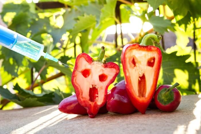 Самые ярые противники ГМО плохо разбираются в простых научных вопросах,  в том числе и по генетике Гмо, Наука, Невежество, Продукты