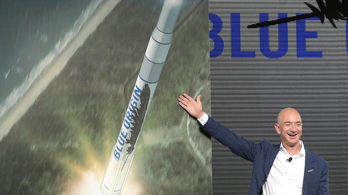 Blue Origin начала строить завод по производству двигателей для ракеты-носителя New Glenn Космос, Blue Origin, New Glenn, Джефф Безос, Завод, Строительство, Запуск ракеты, Техника