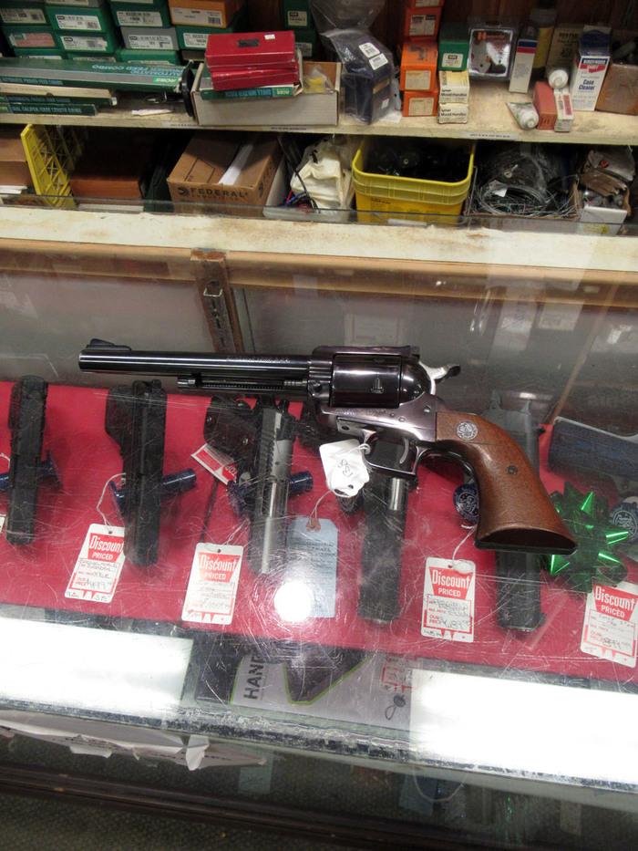 Револьвер Ruger Super Blackhawk Ruger super blackhawk, Петрович, Длиннопост