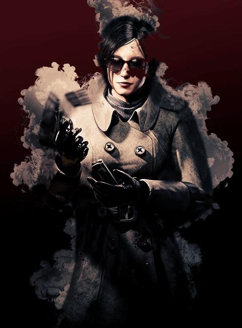 Интересные артыResident Evil от birong Арт, Гифка, Resident Evil, Ada Wong