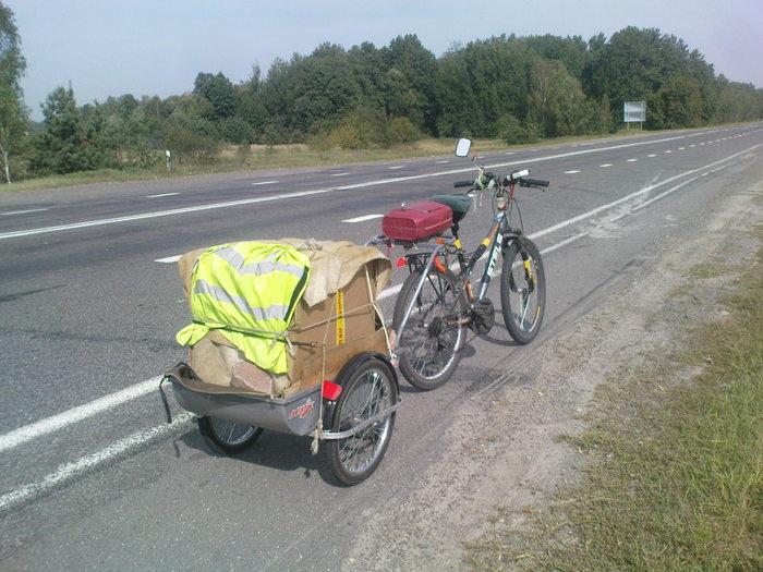 Велосипеды для разных целей Brazzilio, Велосипед