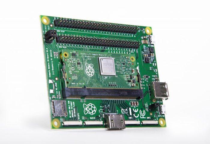 Новый Raspberry Pi CM 3+ в продаже от $25 Raspberry pi, Raspberry Pi CM 3, Rpi, Arm, Длиннопост