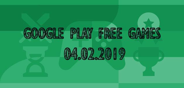 Google Play Free Games - 04.02.2019 Android, Google Play, Халява, Приложение, Игры, Бесплатно!, Подборка, Длиннопост