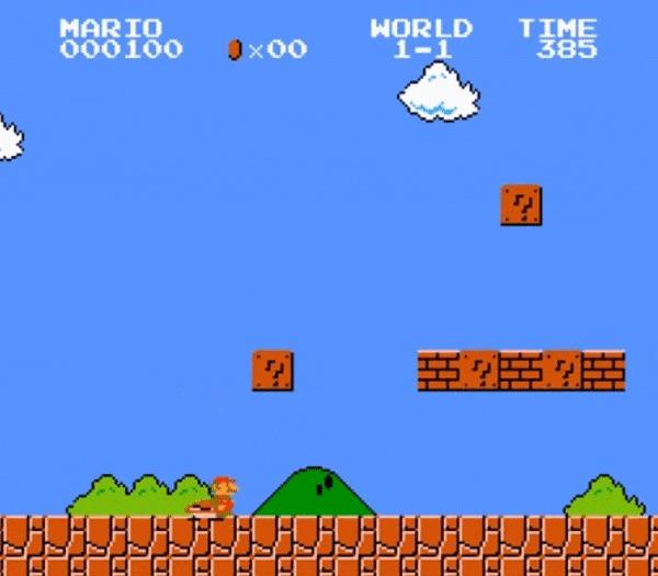 Как Super Mario навсегда изменил игры Игры, Компьютерные игры, Super Mario, Pacman, Nintendo, Gamedev, Геймеры, Гифка, Длиннопост
