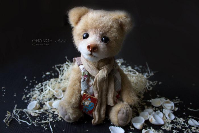 Мишка Тедди Рукоделие без процесса, Ручная работа, Teddy Bear, Teddy, Мягкая игрушка, Авторская игрушка, Мишка тедди, Длиннопост