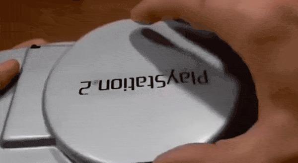 Портативная PlayStation 2