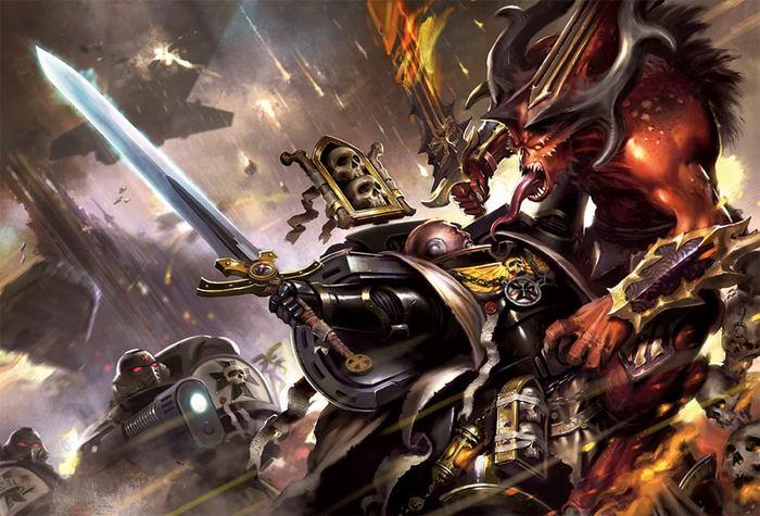The Black Templars