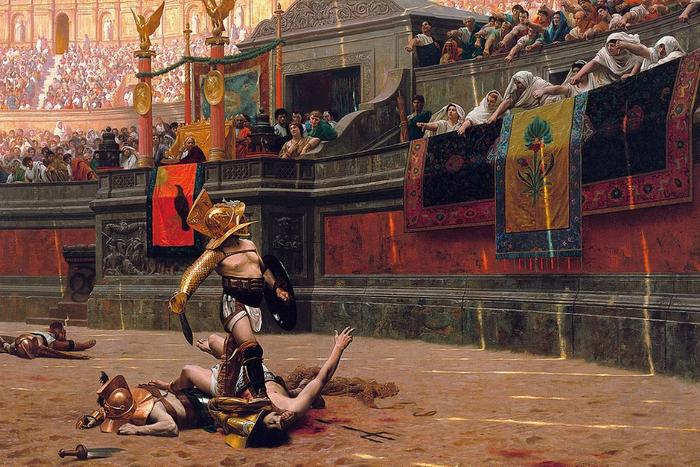 Виды гладиаторов в древнем Риме (часть 1) Гладиатор, Древний Рим, Мифология, Боевые искусства, Античность, Культура, Легенда, Длиннопост
