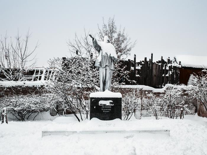 Зимние пейзажи и беспечная жизнь Оренбурга Фотография, Зима, Пейзаж, Городские пейзажи, Длиннопост
