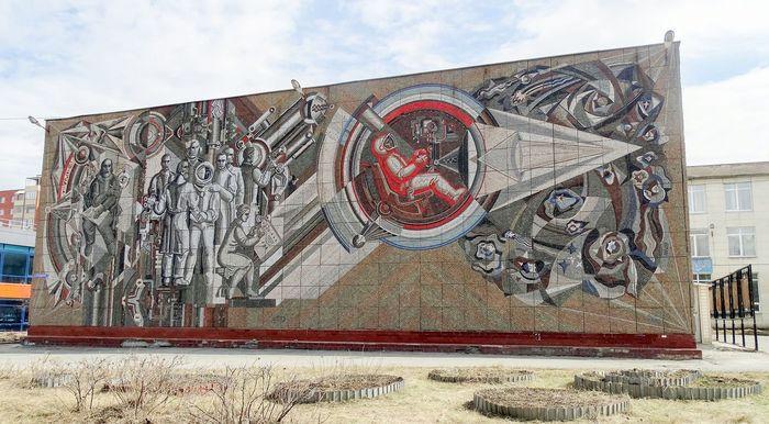 Мозаики Мозаика, Сделано в СССР, Россия, Длиннопост