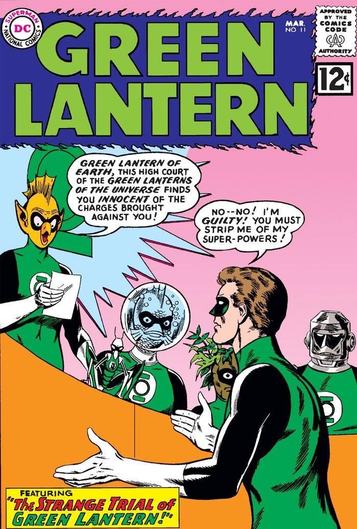 Погружаемся в комиксы: Green Lanternvol. 2 #11-20 Супергерои, DC Comics, Зеленый фонарь, The Flash, Комиксы-Канон, Длиннопост