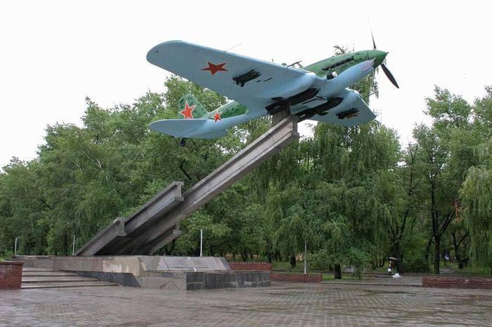 Телеграмма от Сталина Ил-2, Сталин, Воронеж