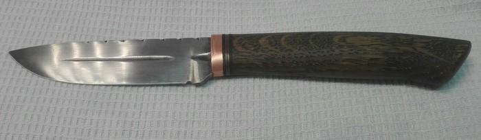 Нож из подшипника и палок Нож, Своими руками, Подшипник, Рукоделие без процесса, Длиннопост