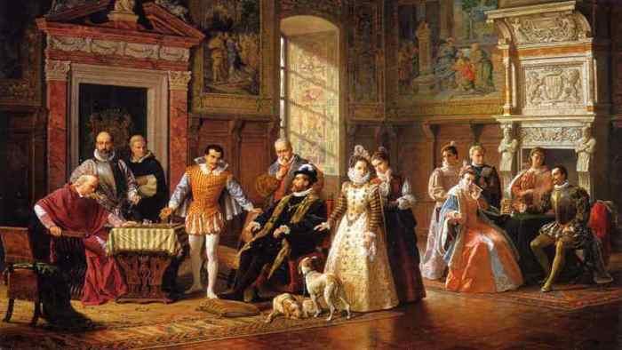 Как был устроен средневековый двор короля. Средневековье, Журнал мир фантастики, История, Длиннопост