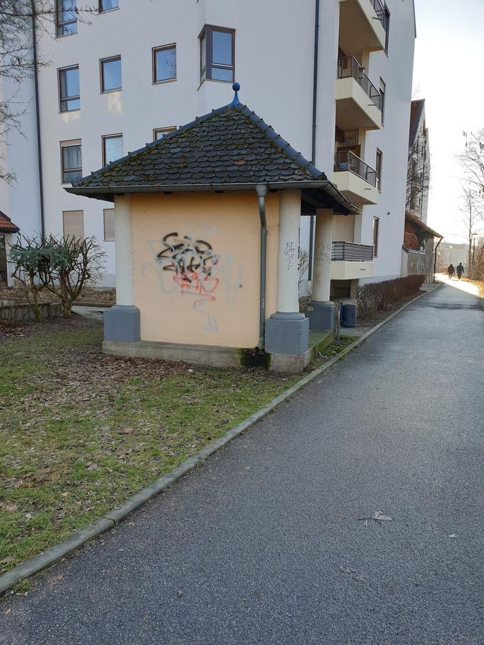 Германия ... Германия, Бомж, Жизнь, Длиннопост