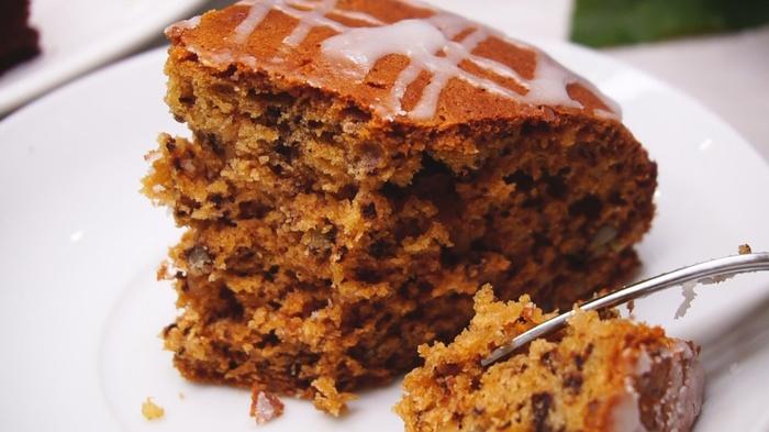 Медовый пирог на кефире Пирог, Еда, Рецепт, Видео рецепт, Видео