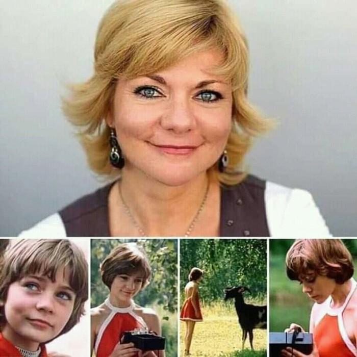 Наталье Гусевой 47 Гостья из будущего, Наталья Гусева, День рождения
