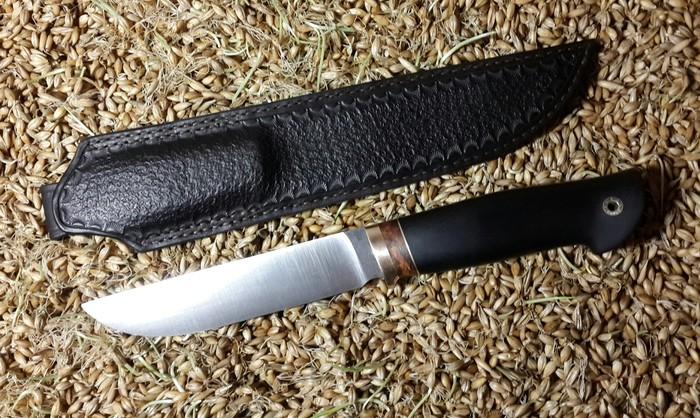Нож м-390, блэквуд Нож, Своими руками, Длиннопост