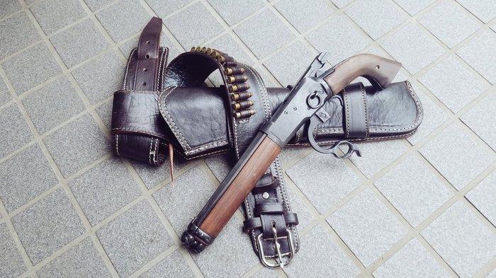 """Винчестер M1892 в роли """"Смерти председателя"""" Винчестер m1892, Винчестеры, Обрез, Оружие, Стрелковое оружие, Длиннопост"""