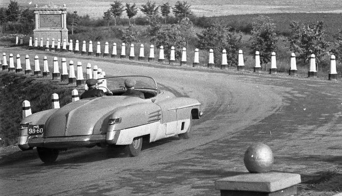 Чемпионат СССР по автогонкам 1956 года Авто, Сделано в СССР, Гонки, Длиннопост
