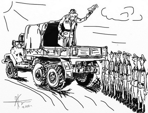 Дорога домой Армия, Служба в армии, Цгв, Длиннопост