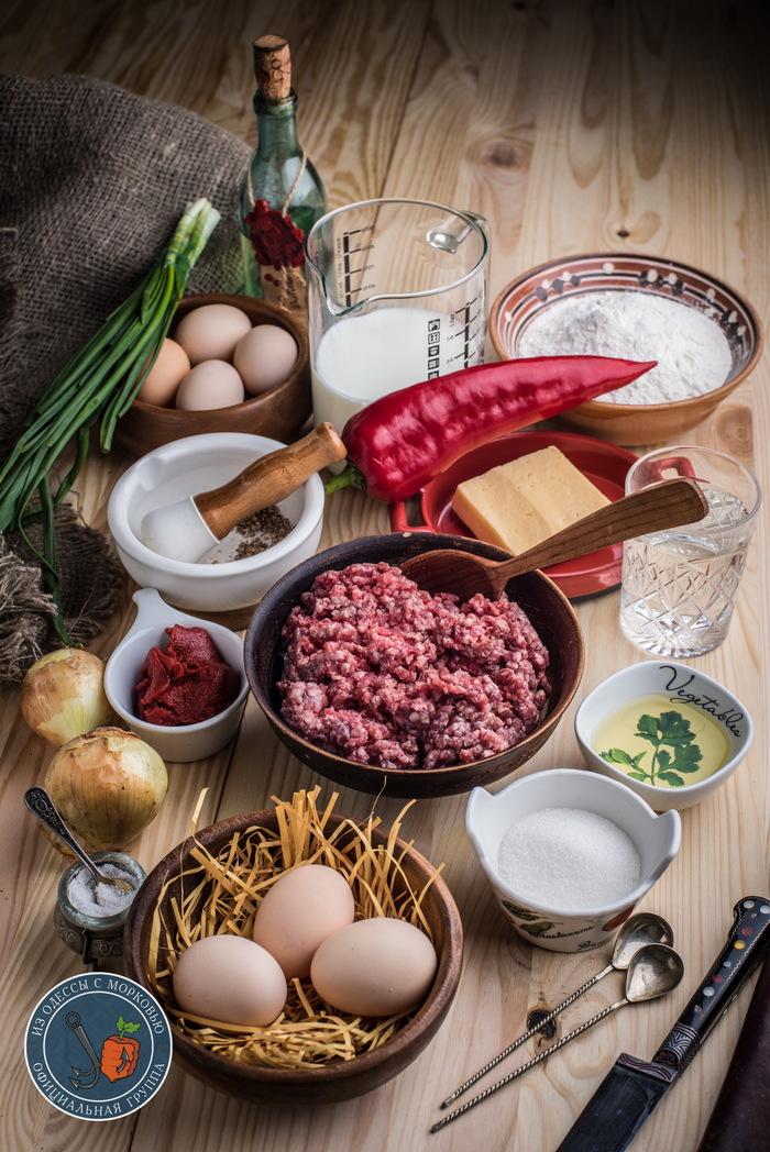 Блин Пятничный. Не комом. Из Одессы с морковью, Кулинария, Рецепт, Еда, Фотография, Длиннопост, Блины