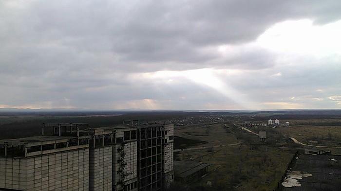 Красота покинутых мест Заброшенное, Урбантуризм, Длиннопост, Адыгея