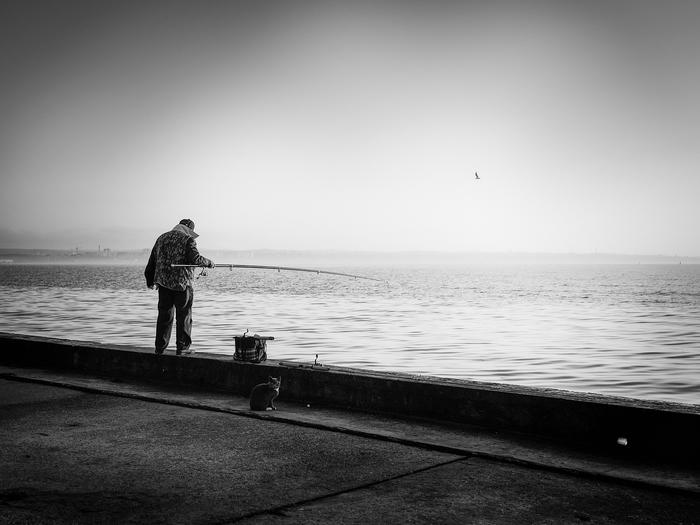 Рыбаки (Керчь, Набережная)