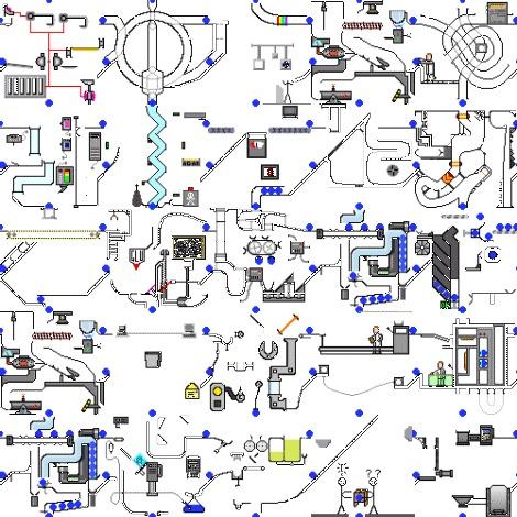 Как работает интернет. Для анархистов (и не только). Часть 2. Маршрутизация Компьютерные сети, Образование, Информационная безопасность, Сеть, Локальная сеть, Длиннопост, Интернет, Гифка