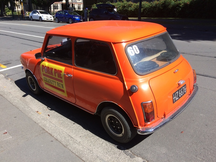Mini Clubman 1100 Mini Clubman 1100, British cars, Длиннопост
