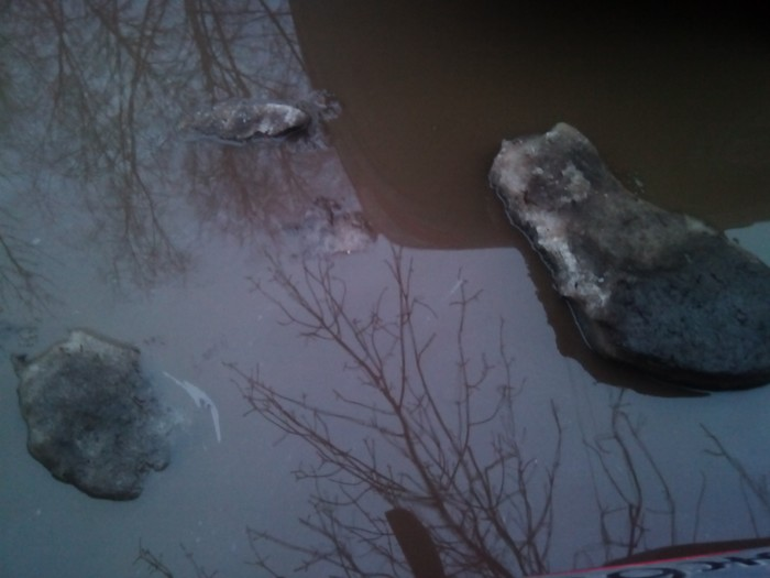 Аки посуху Авто, Парковка, Потоп