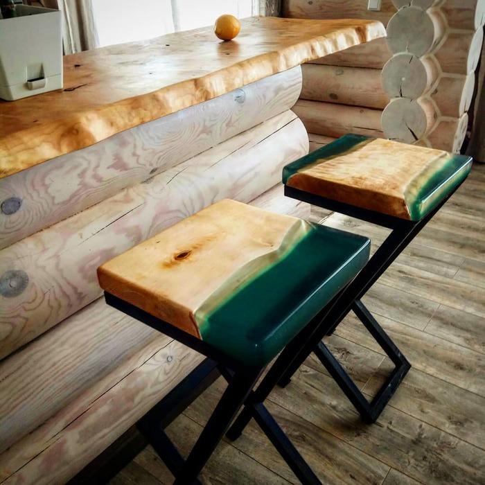 Композитные барные стулья в стиле loft своими руками Лофт, Diy Or Die, Вечная стройка, Мебель, Мебель своими руками, Длиннопост