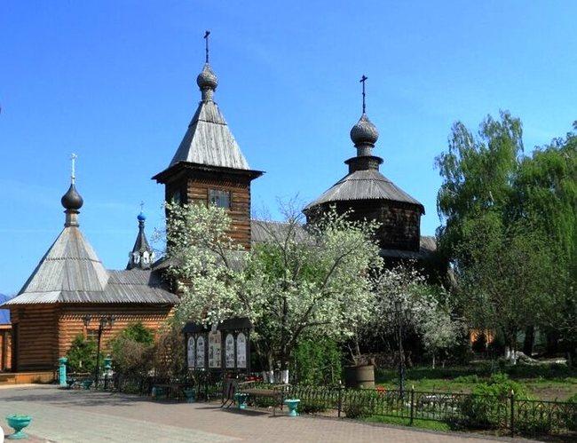 Что за место (9) Фотозагадки, Православные монастыри, Путешествия, Длиннопост