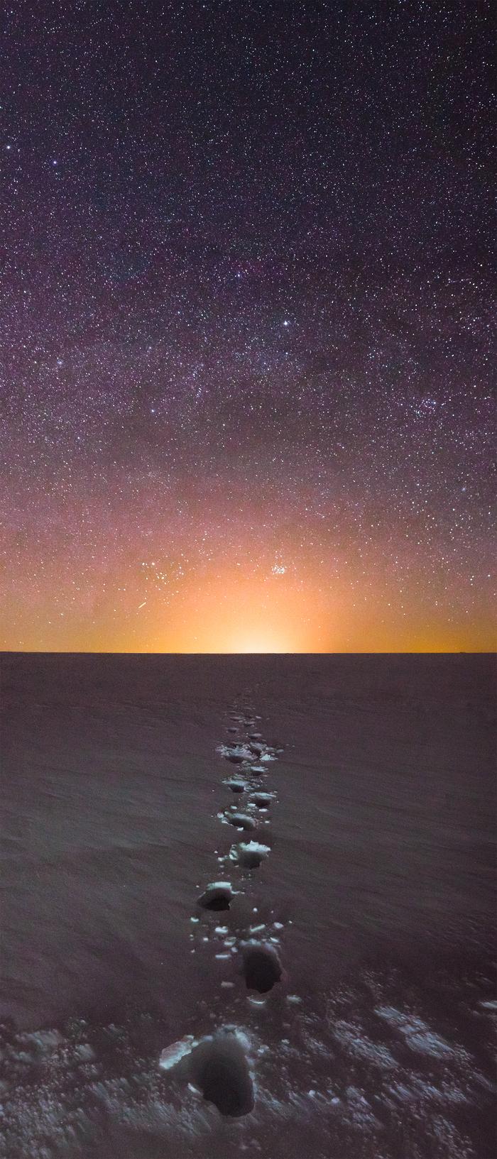 Звёздное небо и космос в картинках - Страница 13 1552158999152399248