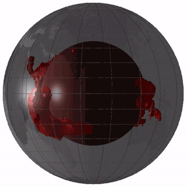 Тайна земных капель. Земную мантию пронзают таинственные структуры размером с континент Капли, Мантия, Земля, Порода, Геология, Текст, Длиннопост, Наука, Гифка