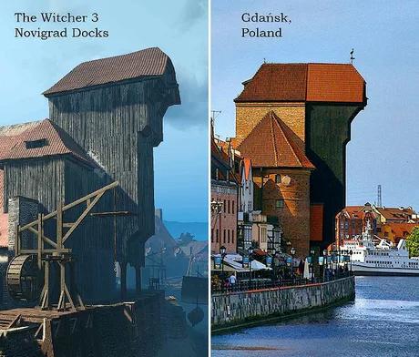 Ведьмак 3 Ведьмак 3, Польша, Гданьск, Новиград, Ведьмак