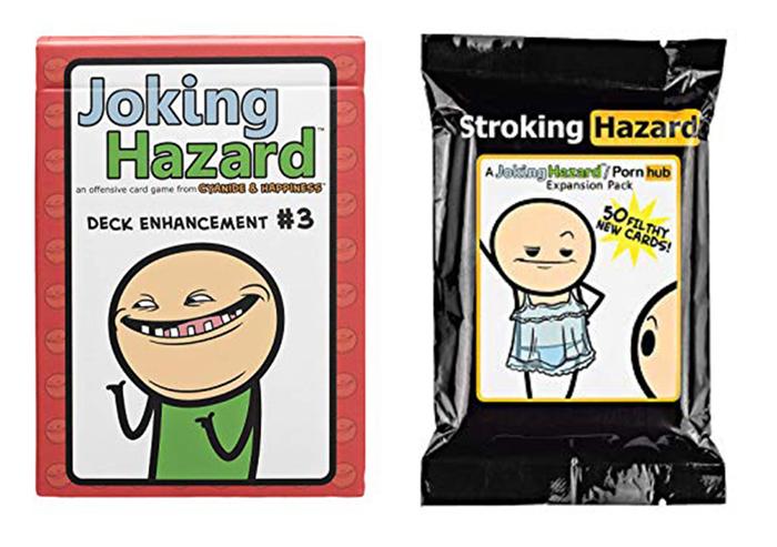Цианид и Счастье: настольная игра. Joking Hazard #3 и Stroking Hazard Cyanide and Happiness, Joking Hazard, Настольные игры, Перевод, Pornhub, Видео, Длиннопост