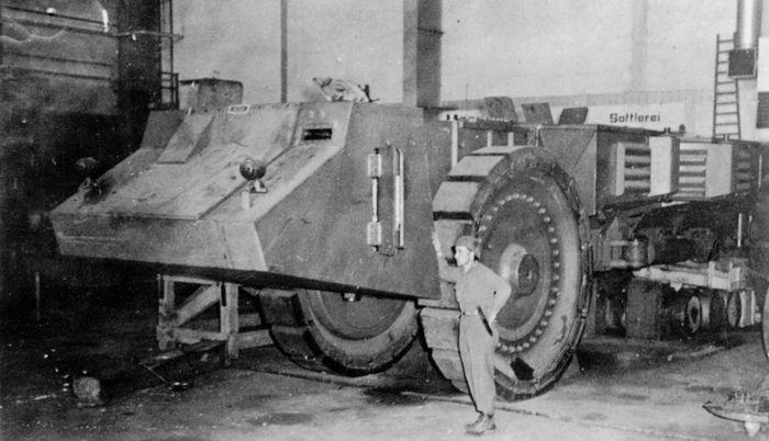 Немецкий минный трал Krupp Raumer S, модель 1/35 Стендовый моделизм, Диорама, Рукожоп, Моя прелесть, Длиннопост